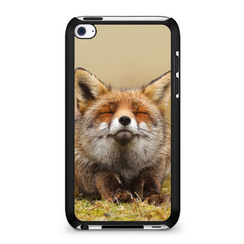 Cute Red Fox Puppy Baby iPod Touch 4 | 4th Gen case