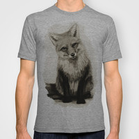 Fox Say What?! T-shirt by Isaiah K. Stephens