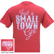 Just a Small Town Girl Tee - Paprika
