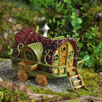 Gypsy Wagon - My Fairy Gardens