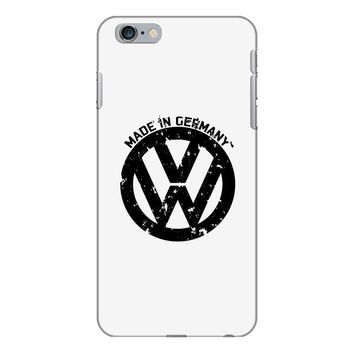 Made in Germany iPhone 6/6s Plus Case
