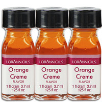 Orange Creme Flavoring Oil