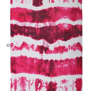 Slowtide Beach Towel in Pink Sun