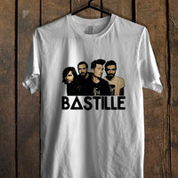 bastille cover band funny T Shirt Mens T Shirt and Womens T Shirt *