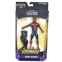 Iron Spider Marvel Legends 6-Inch Action Figure Avengers Infinity War