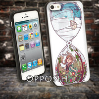 Disney Frozen Hourglass Sisters cover case for iPhone 4 4S 5 5C 5 5S 6 Plus Samsung Galaxy s3 s4 s5 Note 3 by opposih