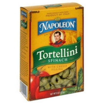 Napoleon Pasta Spinach Tortellini With Cheese (12x8Oz)