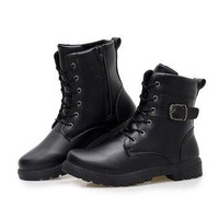 new Men Casual Ankle Winter Boots size 7810