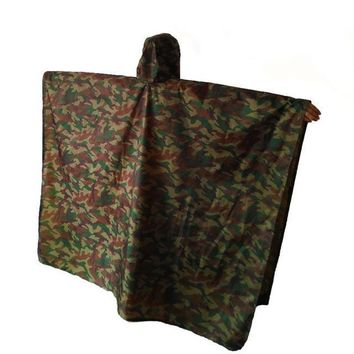 Poncho Cover Clothes For Rain Tent