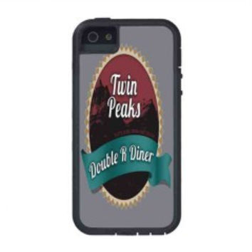 welcome to twin peaks 5 for iphone 5s case