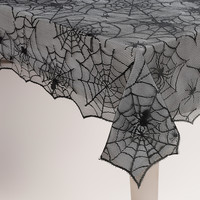 Spider Web Tablecloth - World Market
