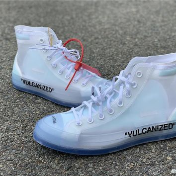 "OFF-WHITE x Converse ""The Ten"" AA3836-100"