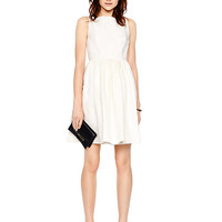 Kate Spade Tanner Dress White