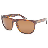 Electric Knoxville Xl Polarized Sunglasses Tortoise Shell/Bronze Polarized One Size For Men 24096540101
