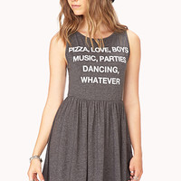 Free Spirit Weekender Dress | FOREVER 21 - 2000129683