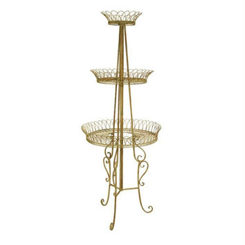 Decorative Plant Stand - Victorian-style