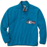 All Prep Pullover in Turquoise by Southern Proper