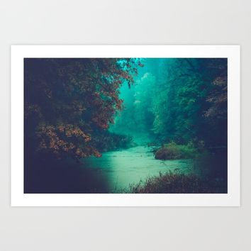 Sanctuary Art Print by Faded  Photos