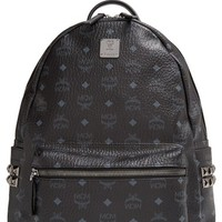 MCM 'Medium Stark' Side Stud Backpack