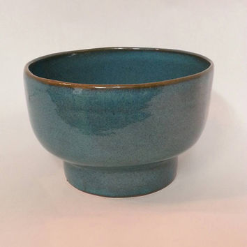 Unique Handcrafted Pottery Bowl by Michele Patton