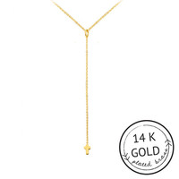 Free Spirit Y-Shaped Necklace