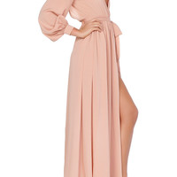 Le Antoinette Gown -  Dusty Rose
