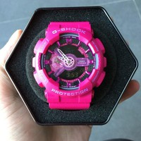 G-Shock GMA-S110MP-4A3 Rose Red S