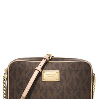 'Jet Set Large' East/West Crossbody