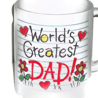 Personalized Coffee Mug - Dad Sayings - Ready to Ship