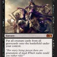 Magic: the Gathering - Rise of the Dark Realms - Magic 2014