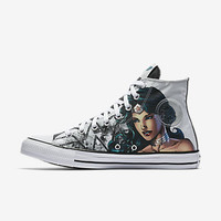 CONVERSE CHUCK TAYLOR ALL STAR DC COMICS WONDER WOMAN HIGH TOP
