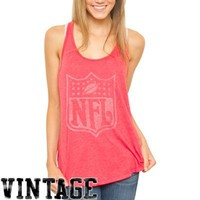 Junk Food NFL Womens Touchdown Tank Top - Pink