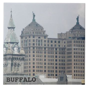 Buffalo, New York Photo Tile