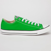 Converse Chuck Taylor All Star Low Mens Shoes Jungle Green  In Sizes