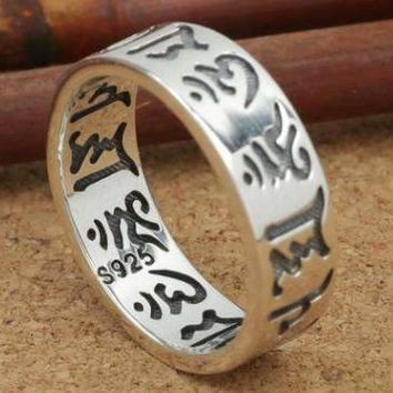 Best Selling Products Women Rings Mens Ring Silver 925 Ring Black Ring Big Size 13