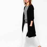 New Look Midi Cardigan at asos.com