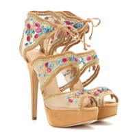 Arizona embellished sandals