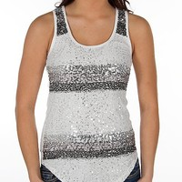 Daytrip Sequin Tank Top - Women's Shirts/Tops | Buckle