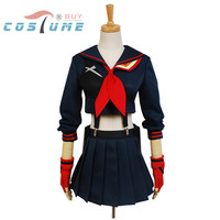 KILL la KILL Ryuko Matoi japanese Anime Party Halloween Cosplay costumes For Women Girls Dress Custom Made