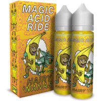 Hairy 'Nanas Magic Acid Ride District F5VE 60ml
