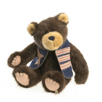"Boyds by Enesco  14"" PAW Dealer Exclusive - Bubba Bearyproud Plush NWT4028324"