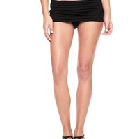 Ruched Skirted Bottom by Juicy Couture,
