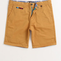 Modern Amusement Parker Contrast Hem Shorts at PacSun.com