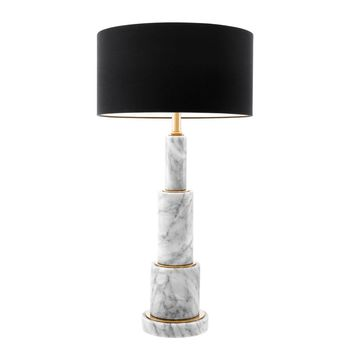 Black Table Lamp | Eichholtz Dax