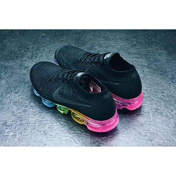 2018 Nike Air Vapormax CDG 30 YEARS Men Sneaker Color Black&Colorful