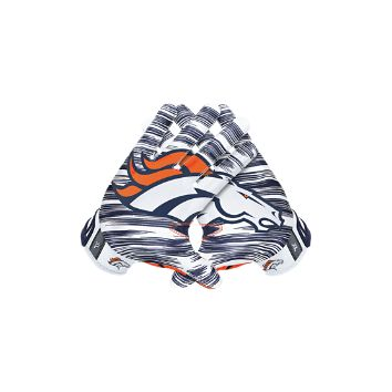 Nike Vapor Jet 3.0 On-Field (NFL Broncos) Men's Football Gloves