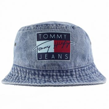 d8c8ea0ba5 Vintage Tommy Hilfiger Tommy Jeans Bucket from agoraclothing.com