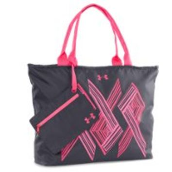 Under Armour Women's UA Power In Pink Big Logo Tote