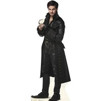 Captain Hook - ABC's Once Upon a Time - Advanced Graphics Life Size Cardboard Standup