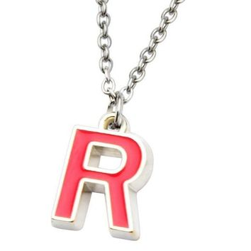 Pokémon Team Rocket Necklace